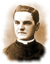 The Venerable Father Michael J. McGivney, founder of the Knights of Columbus.