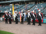 White Sox Game Honor Guard 8-9-2017